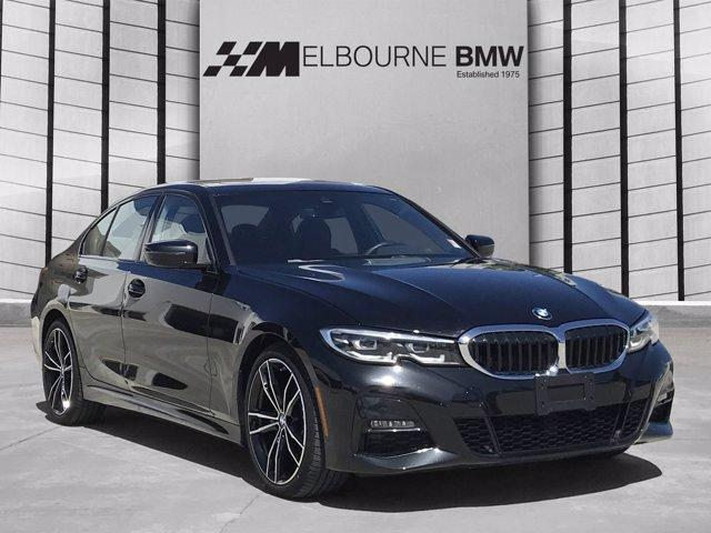 used 2019 BMW 330 car, priced at $39,987