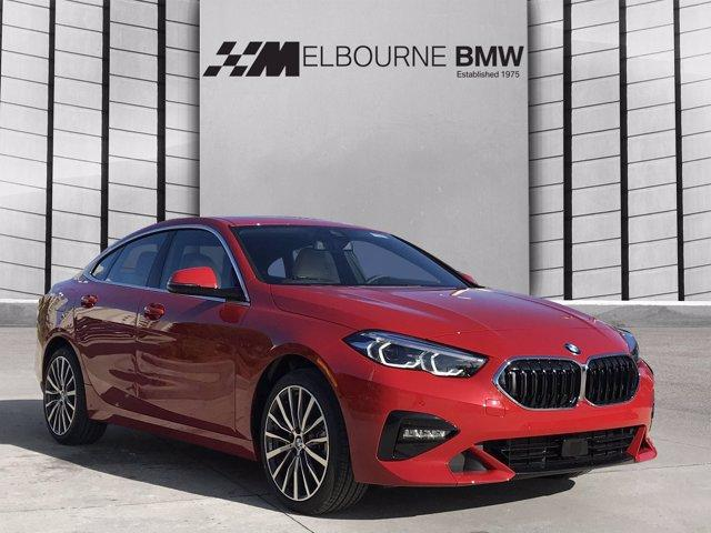 used 2021 BMW 228 Gran Coupe car, priced at $39,739