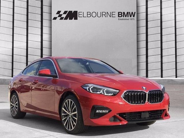 used 2021 BMW 228 Gran Coupe car, priced at $38,819