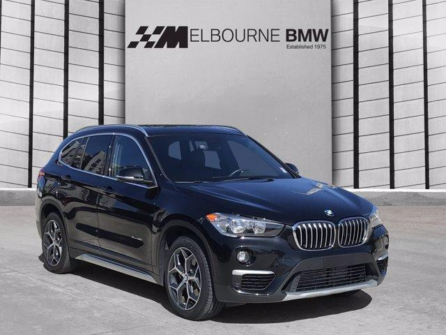 used 2018 BMW X1 car, priced at $33,366