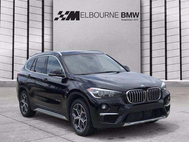 used 2018 BMW X1 car