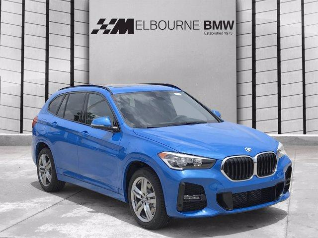 new 2021 BMW X1 car, priced at $41,450