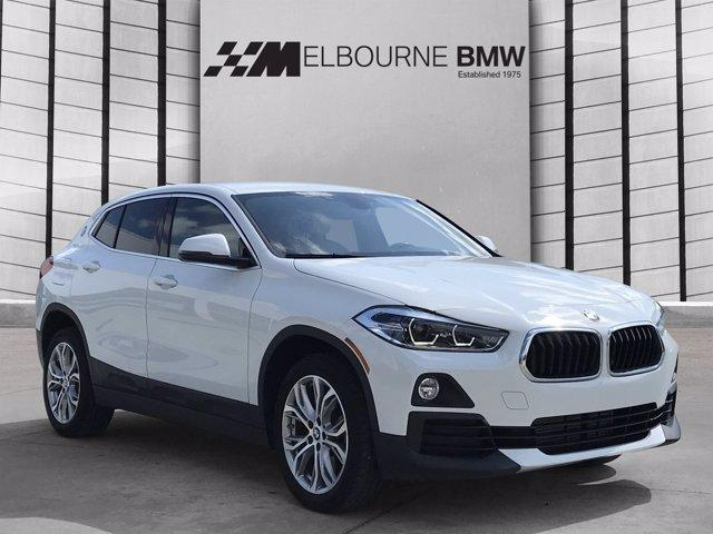 used 2018 BMW X2 car, priced at $31,675