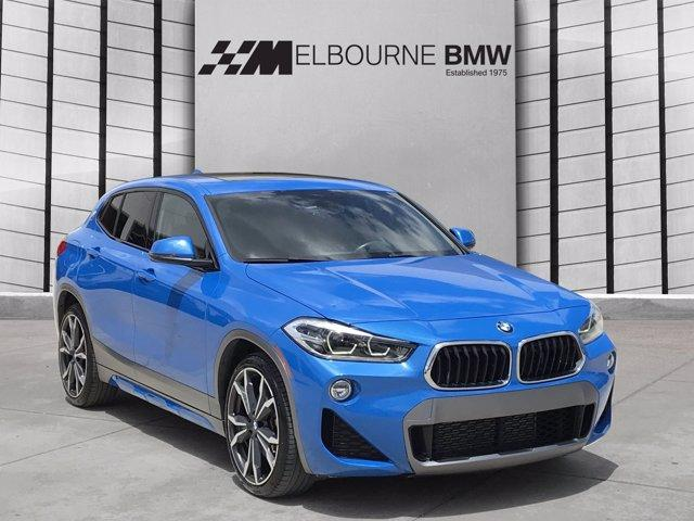 used 2018 BMW X2 car, priced at $34,631