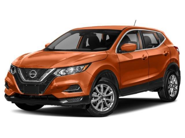 used 2020 Nissan Rogue Sport car