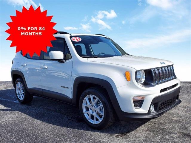 new 2021 Jeep Renegade car, priced at $26,775