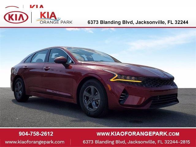 new 2021 Kia K5 car, priced at $24,768