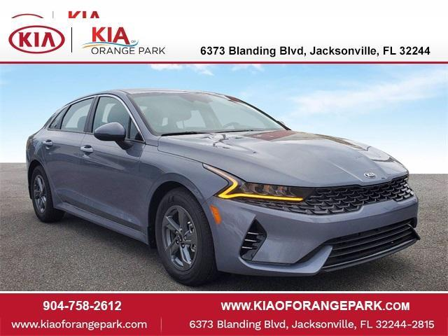 new 2021 Kia K5 car, priced at $24,069