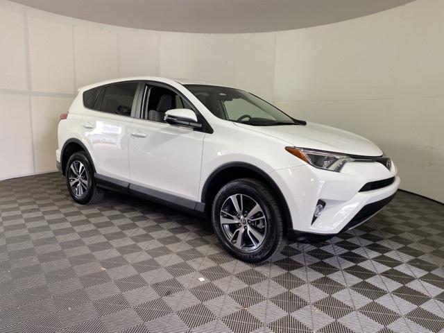 used 2018 Toyota RAV4 car, priced at $25,998