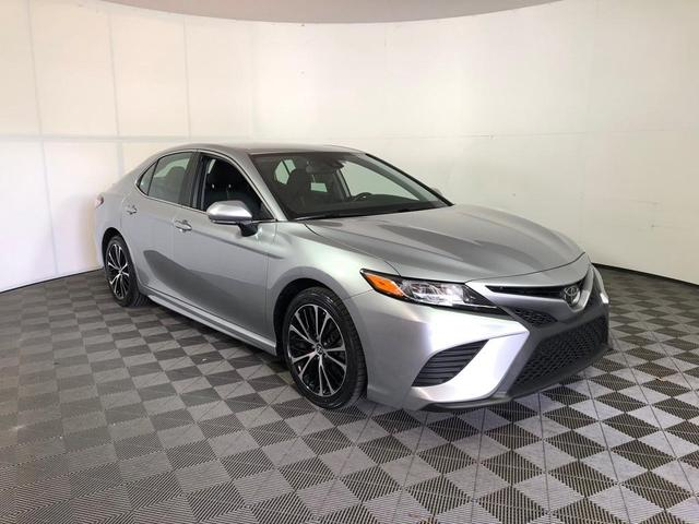 used 2019 Toyota Camry car, priced at $23,607