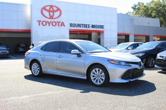 new 2021 Toyota Camry car, priced at $27,326