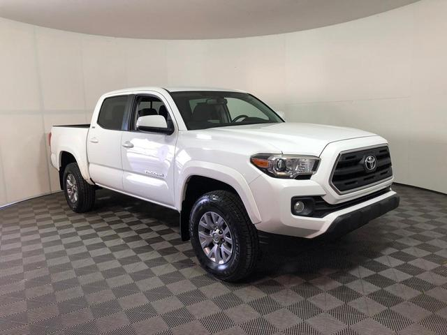 used 2017 Toyota Tacoma car, priced at $26,599