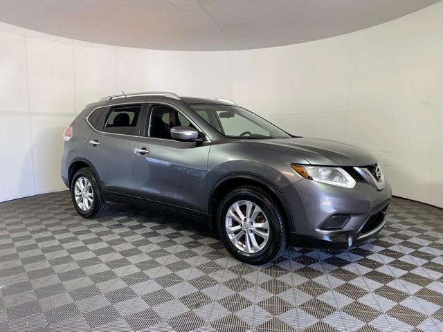 used 2015 Nissan Rogue car, priced at $12,991