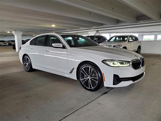 new 2021 BMW 540 car, priced at $62,045