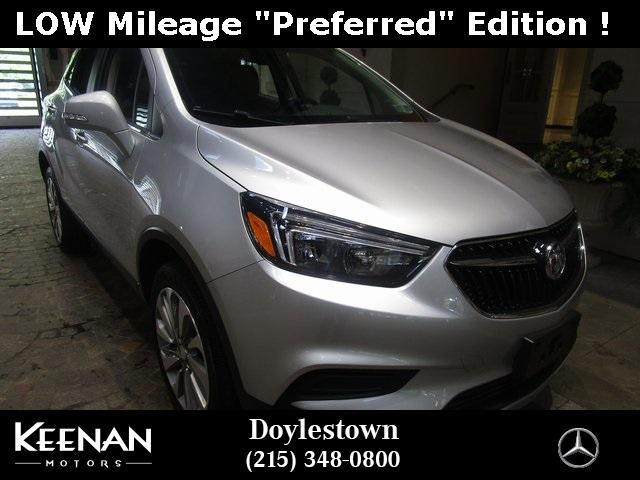 used 2019 Buick Encore car, priced at $23,981
