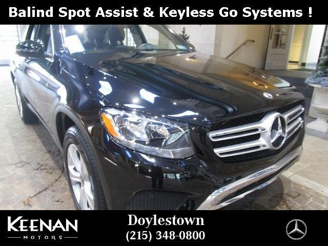 used 2018 Mercedes-Benz GLC 300 car, priced at $36,891