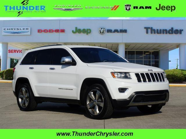 used 2014 Jeep Grand Cherokee car, priced at $15,943