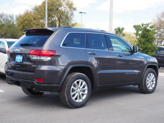 new 2021 Jeep Grand Cherokee car, priced at $38,117