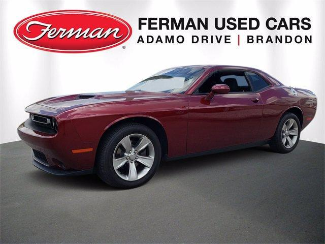 used 2018 Dodge Challenger car, priced at $26,500