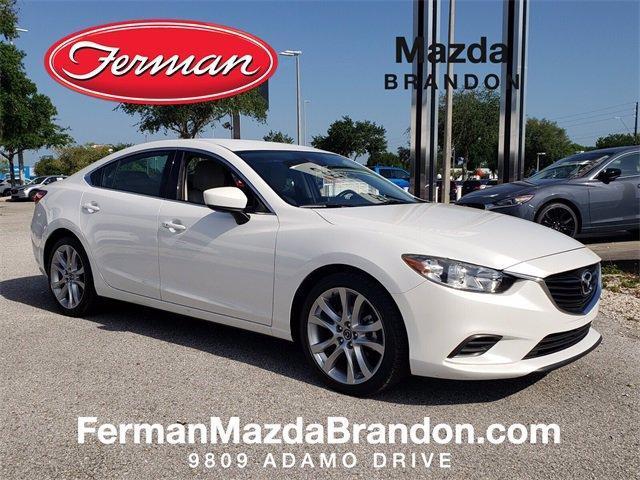 used 2017 Mazda Mazda6 car, priced at $19,998