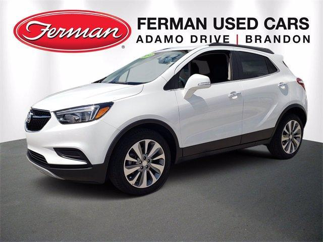 used 2019 Buick Encore car, priced at $21,250