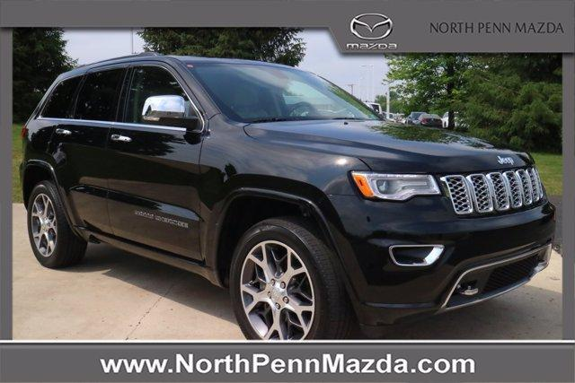 used 2019 Jeep Grand Cherokee car, priced at $40,950