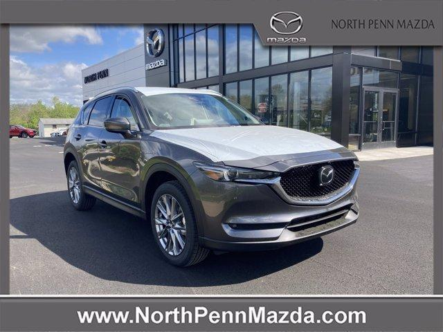 new 2021 Mazda CX-5 car, priced at $34,320