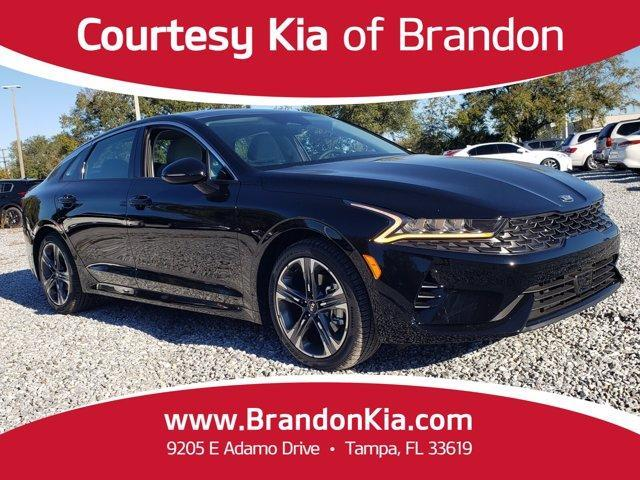 new 2021 Kia K5 car, priced at $30,386