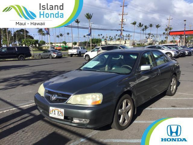 used 2003 Acura TL car, priced at $495