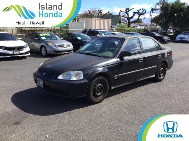 used 2000 Honda Civic car, priced at $495