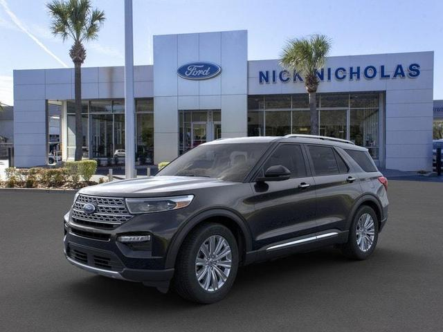 new 2020 Ford Explorer car, priced at $48,935