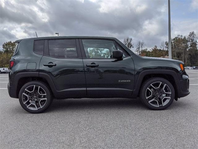 new 2021 Jeep Renegade car, priced at $26,240