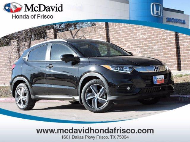new 2021 Honda HR-V car, priced at $26,303