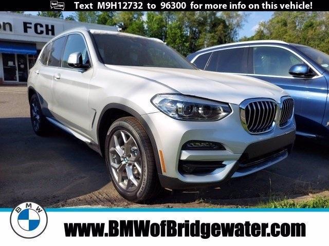 new 2021 BMW X3 car
