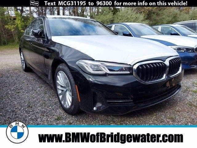 new 2021 BMW 530 car