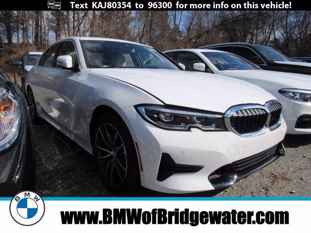 new 2019 BMW 330 car