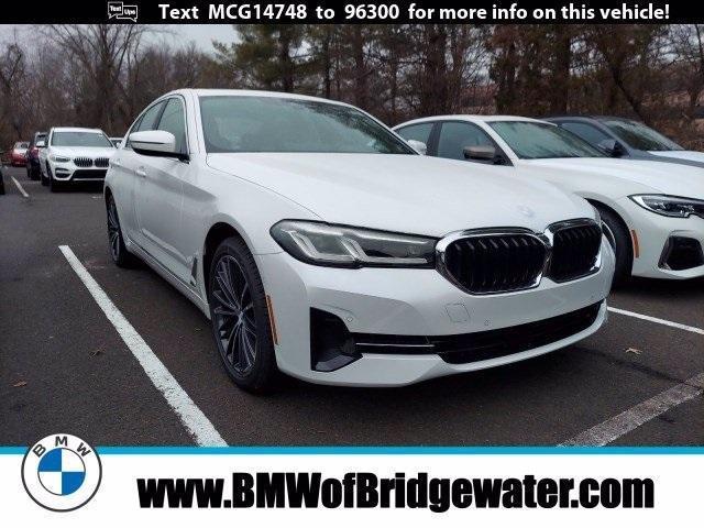 new 2021 BMW 540 car