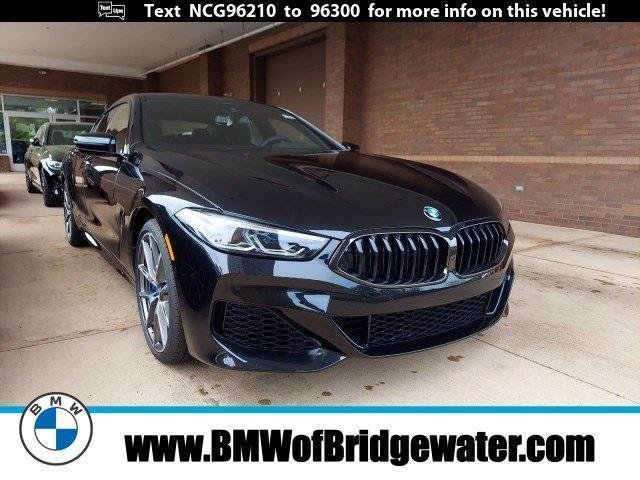 new 2022 BMW M850 Gran Coupe car