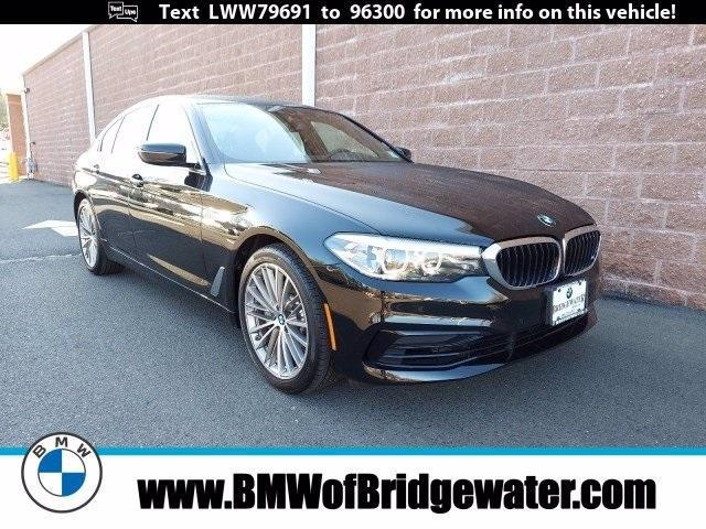 used 2020 BMW 530 car, priced at $49,988
