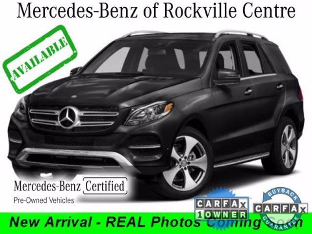 used 2018 Mercedes-Benz GLE 350 car, priced at $39,899