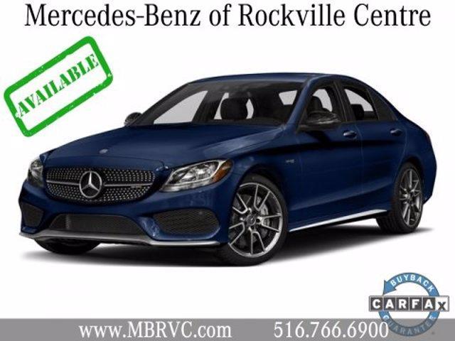 used 2017 Mercedes-Benz AMG C 43 car