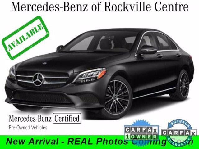used 2019 Mercedes-Benz C-Class car, priced at $36,993
