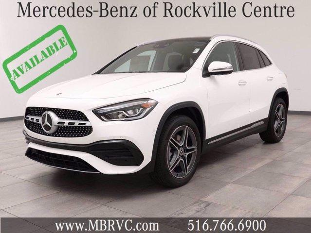 new 2021 Mercedes-Benz GLA 250 car, priced at $46,320