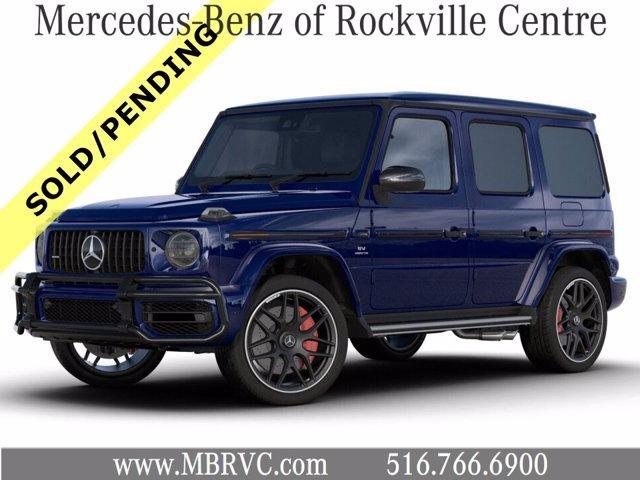 new 2020 Mercedes-Benz AMG G 63 car, priced at $181,095