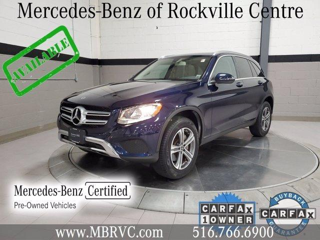 used 2019 Mercedes-Benz GLC 300 car, priced at $39,754