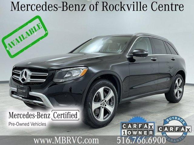 used 2019 Mercedes-Benz GLC 300 car, priced at $39,608