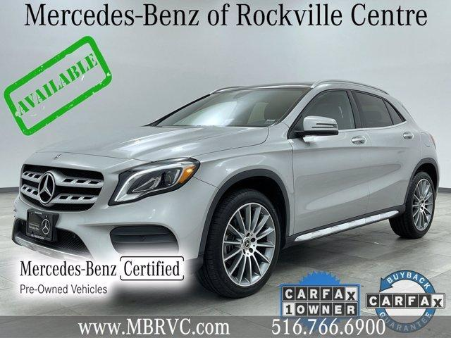 used 2018 Mercedes-Benz GLA 250 car, priced at $31,854