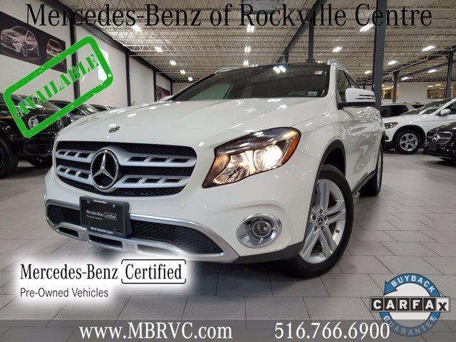used 2018 Mercedes-Benz GLA 250 car, priced at $30,236