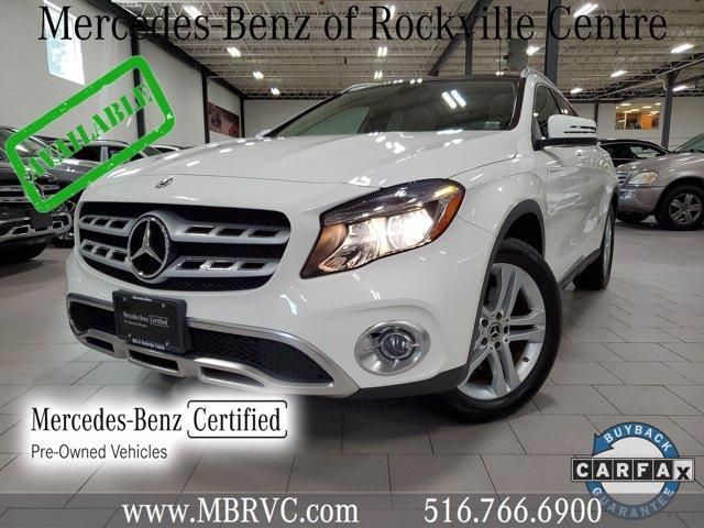 used 2019 Mercedes-Benz GLA 250 car, priced at $32,918