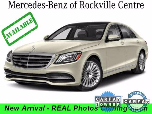used 2019 Mercedes-Benz S-Class car